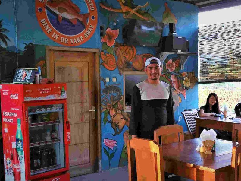 Best seafood Kuta Lombok